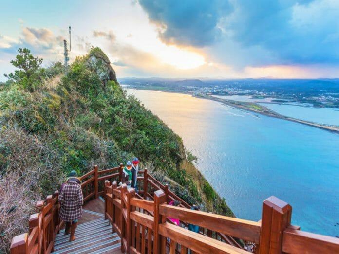 Ilha De Jeju, Um Dos Destinos Turísticos Mais Populares Da Coreia Do Sul/ Foto: The Korea Bizwire