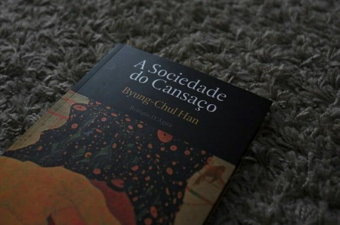 Livro De Byung-Chul Han Traduzido Para O Português. Foto: Pinterest