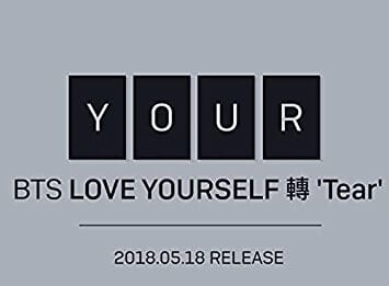 Love Yourself Tear 2