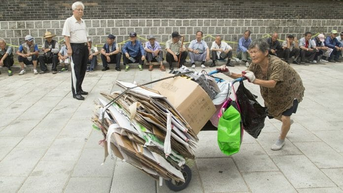 Sem Aposentadoria, 48% Dos Idosos Encontram-Se Na Linha Da Pobreza. Foto: Financial Times