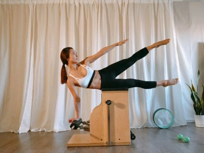 Park Seu-Mi, Treinadora E Escritora Do Livro 'Seumi Home Training'/ Foto: Park Seu-Mi/ The Korea Herald