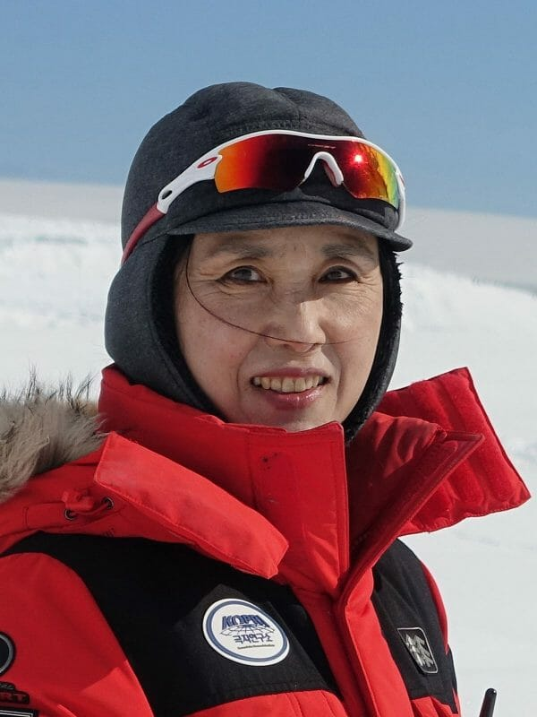 Ahn In-Young. Foto: Wikipedia
