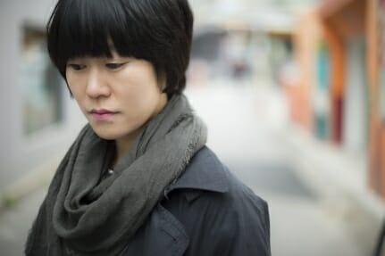 Kim Ae-Ran. Foto: Kln - Korean Literature Now