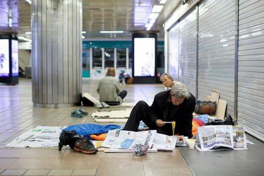 Quase Metade Dos Cidadãos Com Mais De 65 Anos Vivem Em Relativa Pobreza. Foto: The Borgen Project