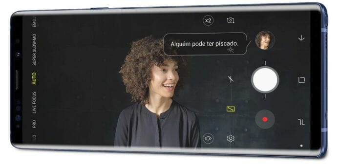 Detecção De Falha Fonte: [Https://Www.samsung.com/Br/Smartphones/Galaxy-Note9/Camera/]