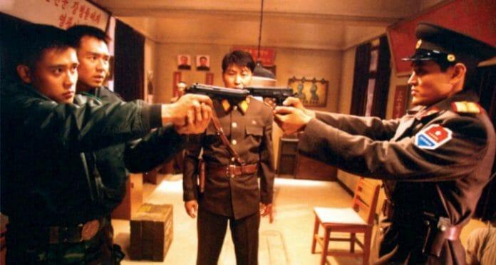 Cenas Do Filme Zona De Risco, Dirigido Por Park Chan-Wook. Foto: Metropraph.
