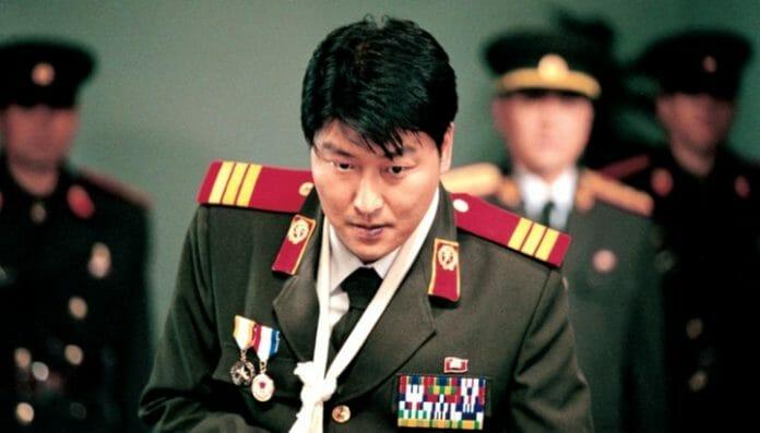 O Ator Song Kang-Ho Interpreta Sgt. Oh Kyeong-Pil. Foto: Plumeria Movies.