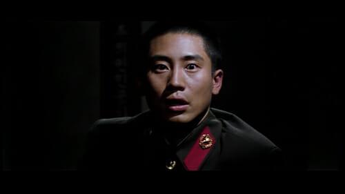 O Ator Shin Ha-Kyun É Jung Woo-Jin Em &Quot;Zona De Risco&Quot;. Foto: One Salient Oversight.