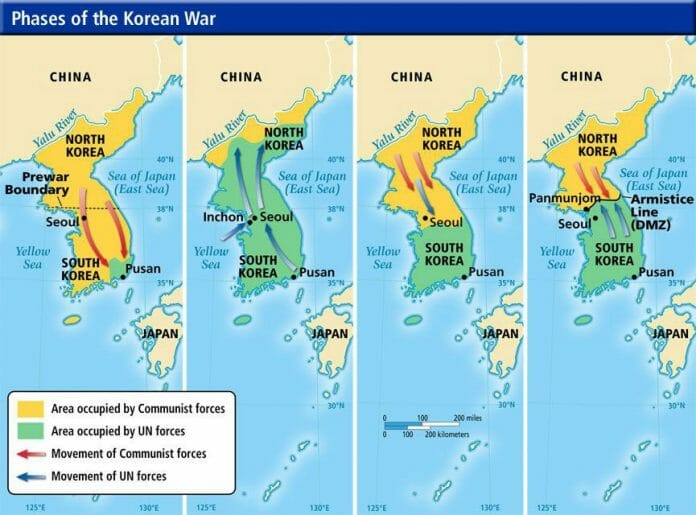 Fonte: Https://Www.tes.com/Lessons/Fi4Piwcac7Owmg/Korean-War-Red