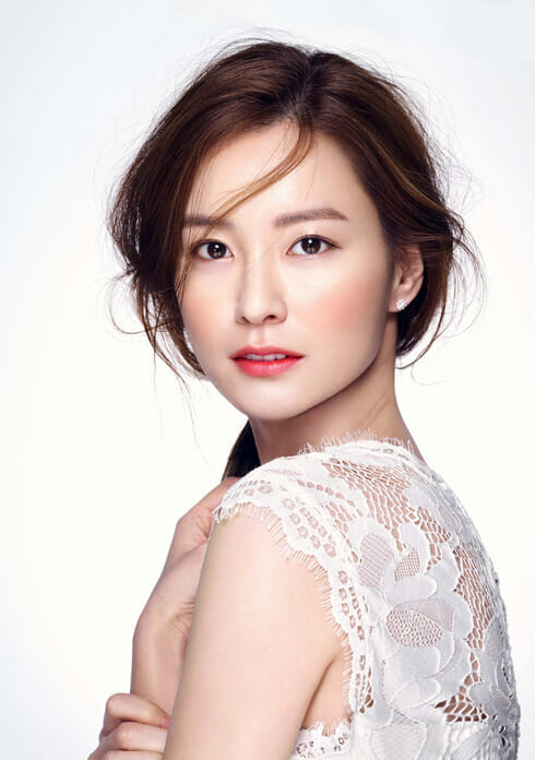 A Atriz Jung Yu-Mi. Foto: Asian Wiki