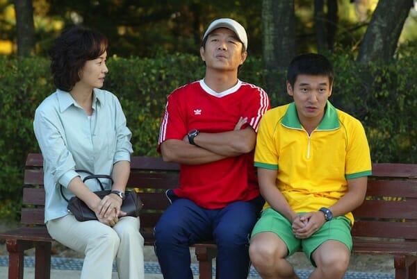 A Interação Entre Os Atores Cho Seung-Woo, Kim Mi-Sook E Lee Ki-Young Promove Ao Filme A Intensa Carga Dramática Que Necessita, Mas Sem Exageros. Foto: Asianwiki.
