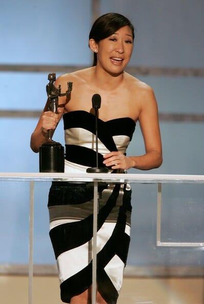 Em 2006, Ela Recebeu Um Screen Actors Guild Awards. Foto: Zimbio.
