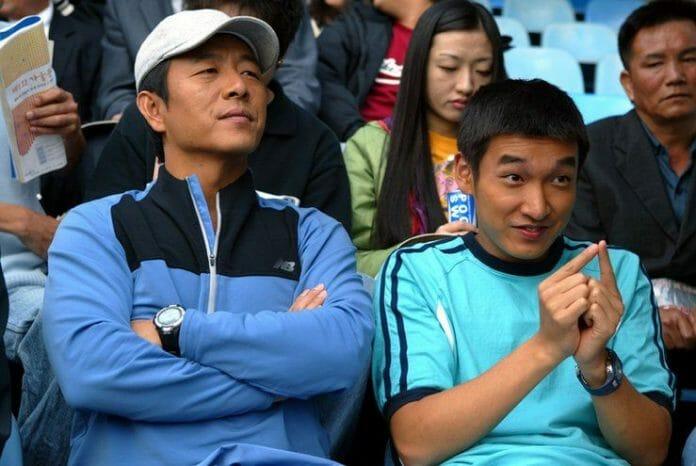 Lee Ki-Young (E) Vive O Treinador Jung-Wook Que Encontra No Convívio Com O Autista E Maratonista Cho-Woo Um Novo Propósito De Vida. Foto: Hancinema.