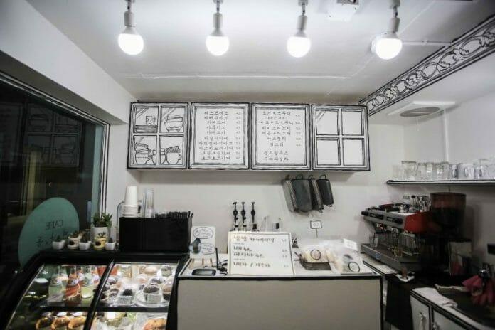 Café Desenho 5