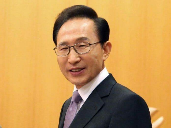 Lee Myungbak