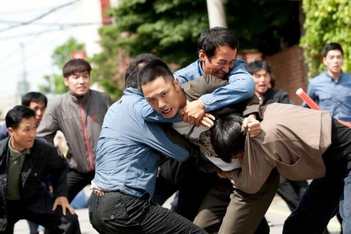 O Ator Jin Go. Foto: Imdb.