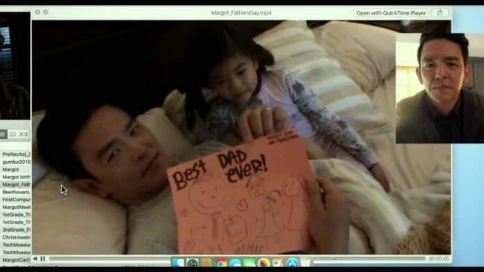 Em &Quot;Searching&Quot; , John Cho Interpreta Um Pai Viúvo Em Busca Da Filha Desaparecida. Foto: 18P News Daily.
