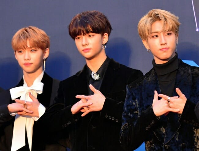 Stray Kids | Fonte: The Korea Herald