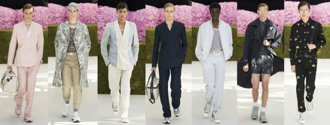 Bts Exibe Coleção 2019 De Christian Dior No Mama