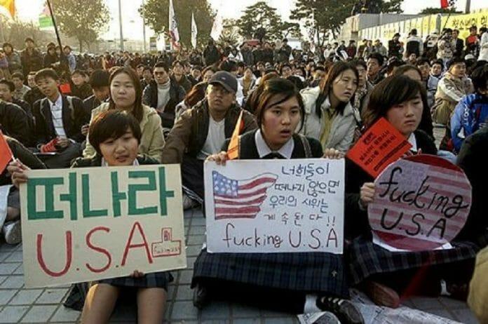 A Coreia E Os Sentimentos Dúbios Com Relação Aos Estados Unidos [Cores Da Coreia]