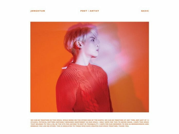 Álbum De Jonghyun (Shinee) Leva Prêmio Bonsang No Golden Disc Awards