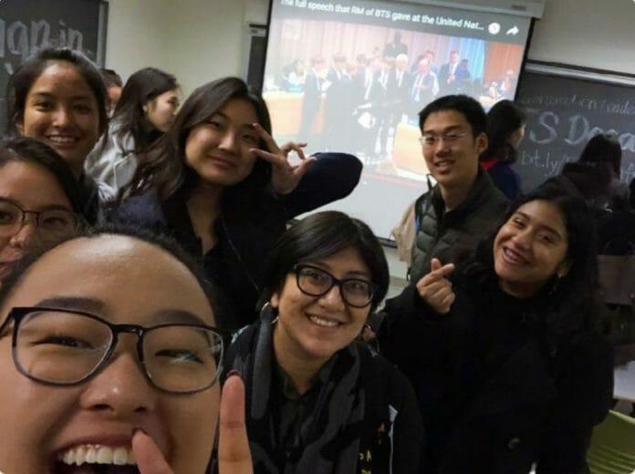 Curso Universitário Na Califórnia Explorará O Sucesso Do Bts
