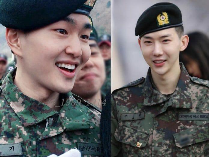 Onew (Shinee) E Jo Kwon (2Am) Juntam-Se Ao Elenco Do Musical Academia Militar De Shinheung