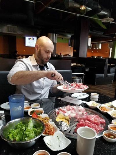Comida Coreana Se Populariza Em Los Angeles