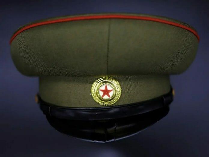 Chapéu Militar De Jeong Minwoo