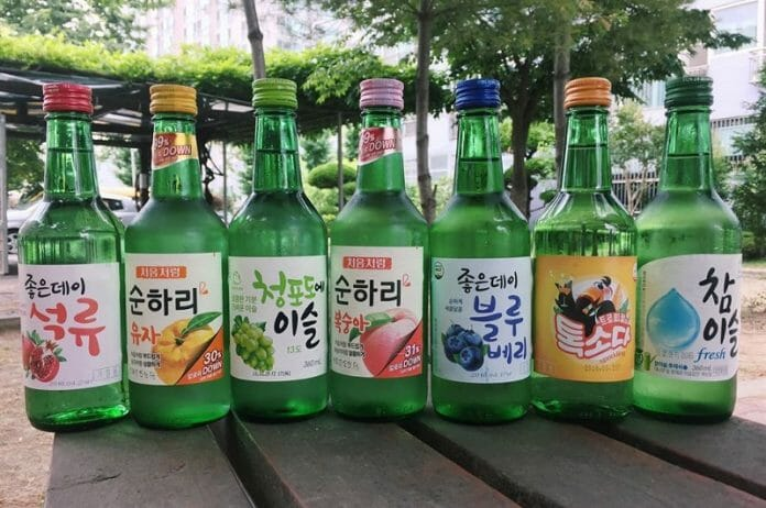 De Seul Para O Mundo: O Soju, Bebida Mais Popular Da Coreia, Se Globaliza