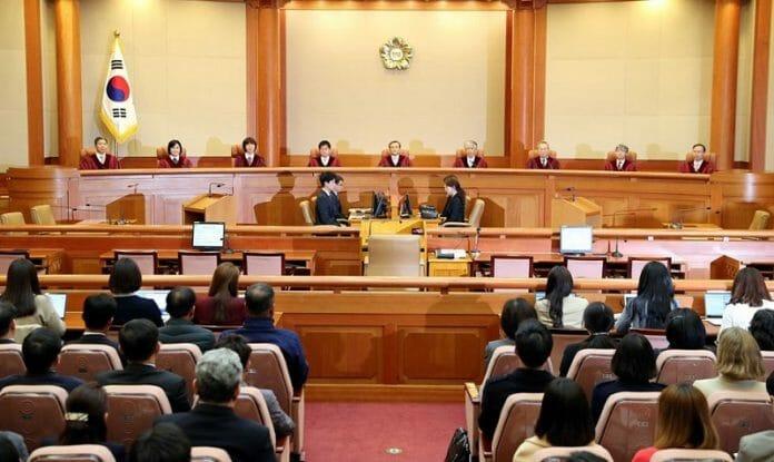 Tribunal Constitucional Da Coreia Revoga A Proibição Do Aborto