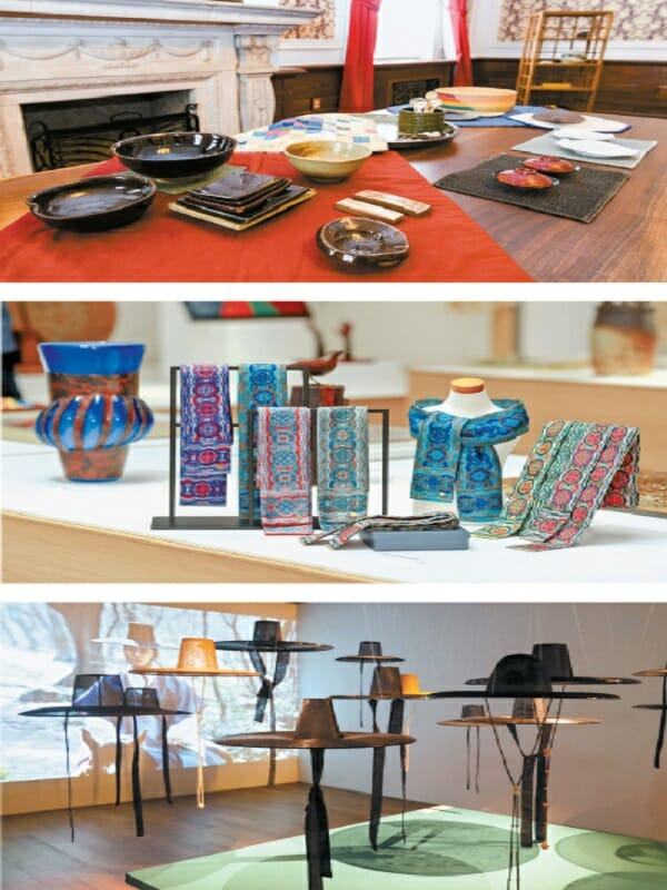 Semana Do Artesanato Na Coreia Destaca O Talento De Seus Artistas