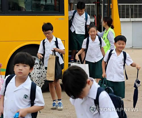 Crianças Coreanas Sentem-Se Infelizes Apesar Da Riqueza Material