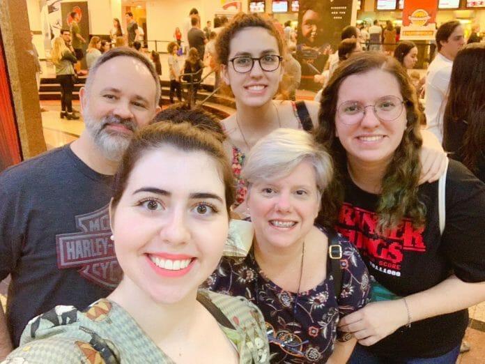 Ferias Com A Familia Em Terras Brazucas