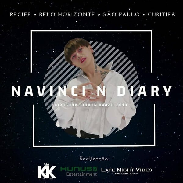 Navinci No Brasil - Conheça O Artista E Saiba Tudo Sobre A Turnê!