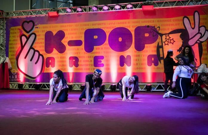 Espaço K-Pop No Anime Friends Rio 2019 Promove Nichos De Mercado E Trocas Culturais