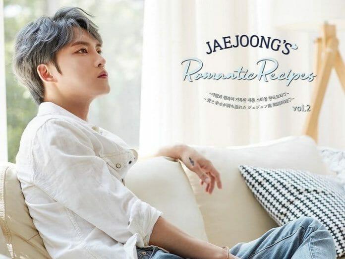 Kim Jae Joong, O Primeiro Idol De K-Pop A Publicar Um Livro De Receitas
