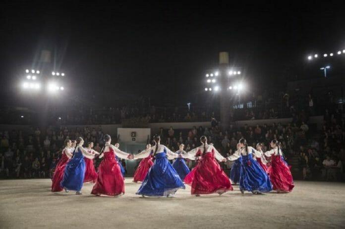 Chuseok Traz Música Tradicional Coreana E Performances Folclóricas Em Seul