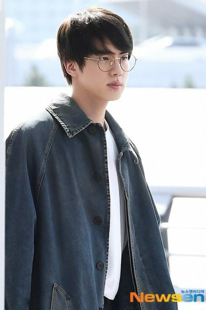 O Visual De Pós-Férias Do Jin Do Bts