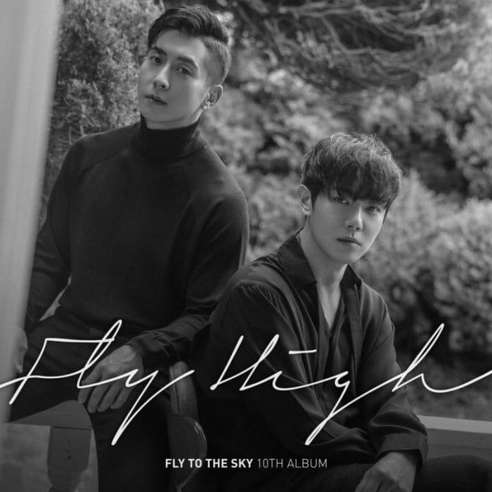 Estrelas Veteranas Do Kpop, Fly To The Sky Lança 10º Álbum