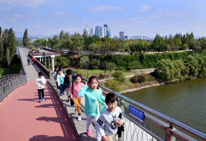 Seonyudo, Um Lugar De Paz E Tranquilidade Dentro De Seul