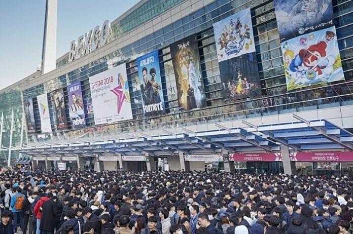 Maior Convenção De Jogos Da Coreia, G-Star Retorna Em Novembro