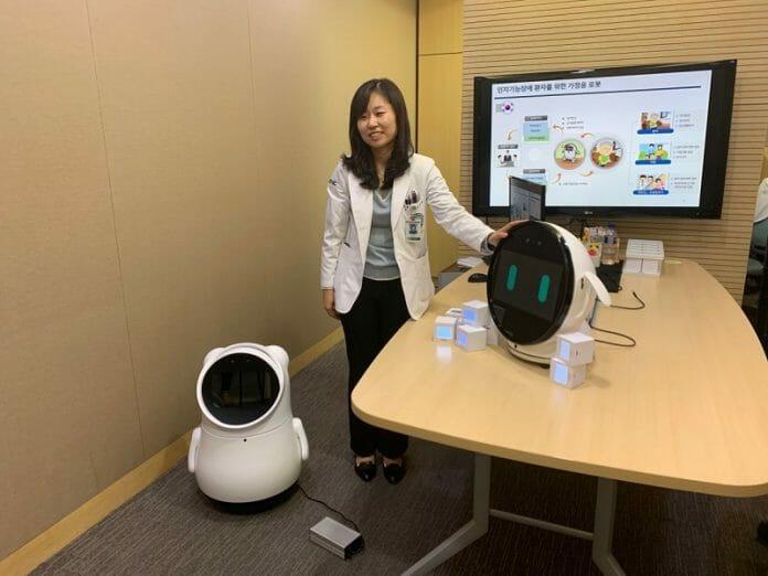 Coreia Faz Uso Da Robótica Na Prevenção De Demência