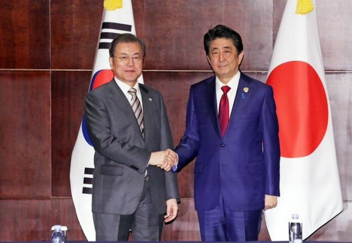 Coreia, China E Japão Prometem Cooperação Na Resolução De Problemas Internacionais
