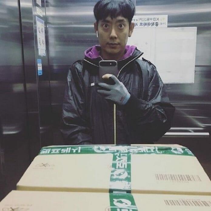 Idol Da Velha Guarda, Kim Hyung Jun Fala Sobre Trabalho Como Entregador