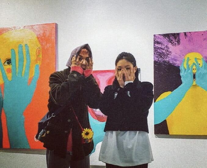 Mino, Do Winner, É A Mais Nova Celebridade A Estrear Como Pintor