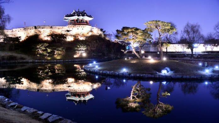 A Cidade Dos Sonhos Do Rei Jeongjo, A Fortaleza De Hwaseong