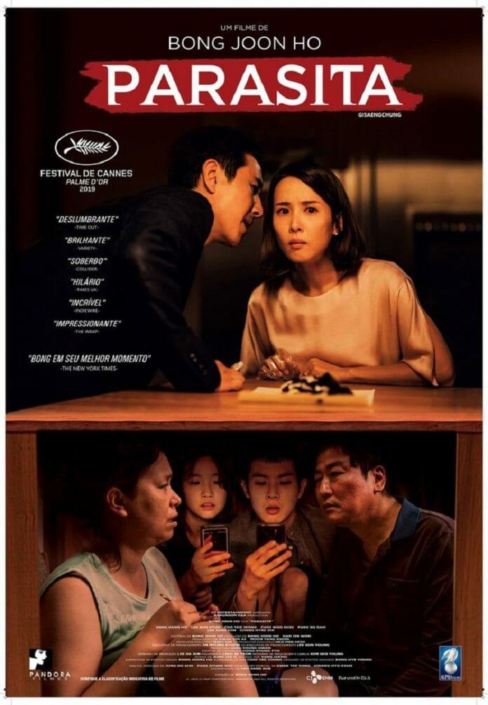 &Quot;Parasita&Quot; Faz História No Oscar Com 4 Prêmios
