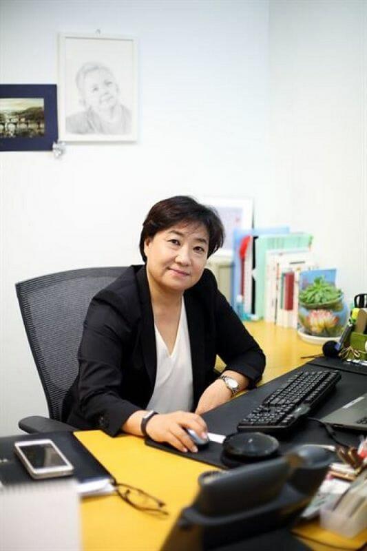 Executiva, Mãe E Profissional Se Torna Líder Expoente Em Ti Na Coreia