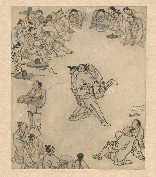 A Ressurreição Do Ssireum, Luta Tradicional Coreana
